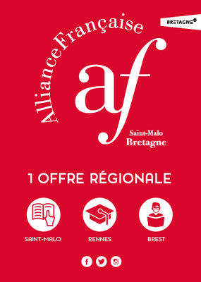 Flyer - Alliance Française - Saint-Malo