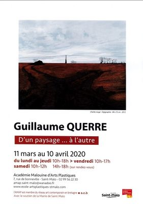 Guillaume Querre expo