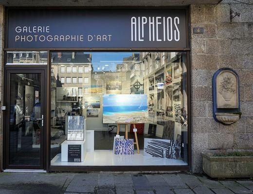 Galerie - Alpheios - Saint-Malo