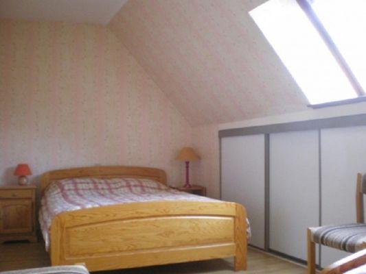 Gîte Pellerin Pleucadeuc chambre 1 - Morbihan - Bretagne