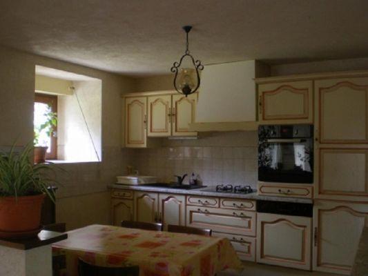 Gîte Pellerin Pleucadeuc cuisine - Morbihan - Bretagne