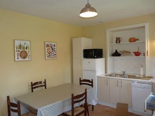 Gîte de Kerelec cuisine - Pleucadeuc - Morbihan - Bretagne