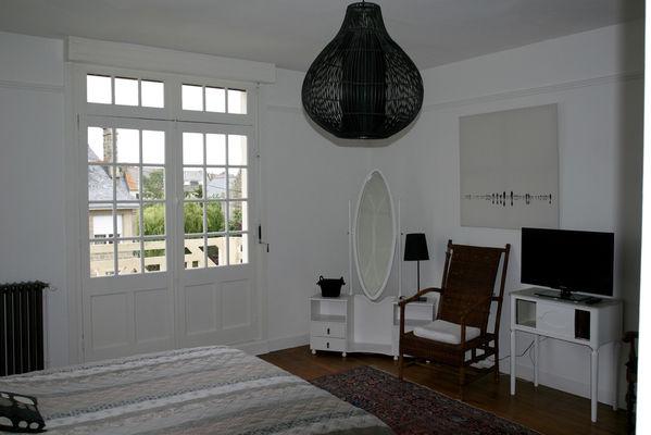 Grande chambre - Racois Vallée - Saint-Malo