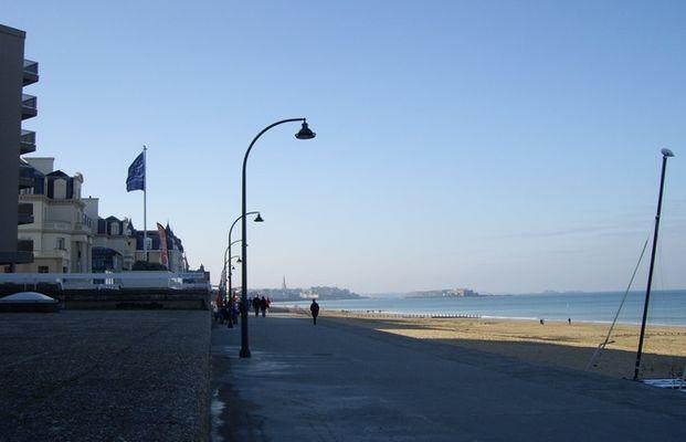 Location Le Cézembre Mme Martin Saint-Malo