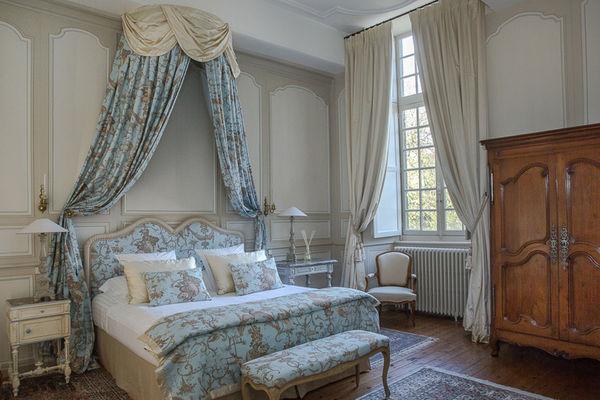 Chambre d'hôtes au Château de la Ballue - Bazouges-la-Pérouse