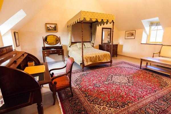 Chambres d'hôtes le Manoir du Clos Clin à Pleurtuit