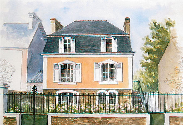 Chambres d'hôtes Le Gai Courtil Saint-Malo
