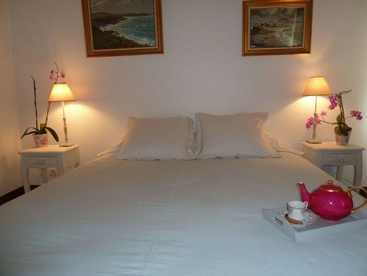 Chambres d'hôtes Villa Les Mimosas Saint-Malo