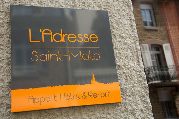 L'Adresse Appart Hôtel