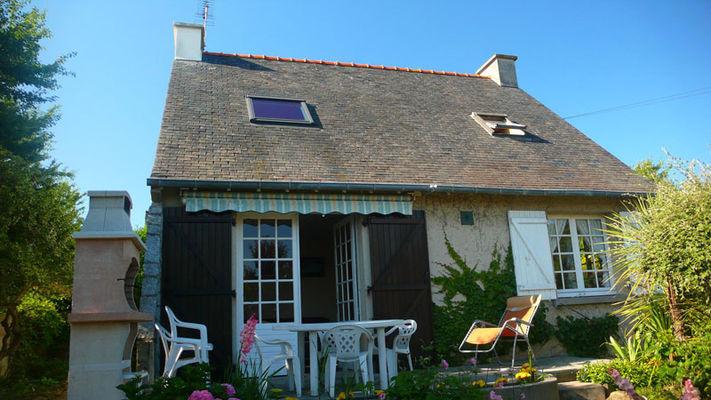 Gîte de Mme Benoist à Saint-Malo