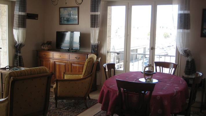 HLO - Mme Hudin - Accueil Vacances Saint Malo Sillon