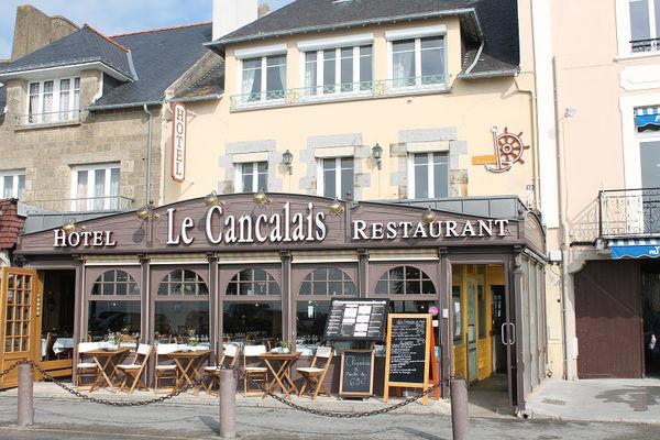 Hôtel restaurant Le Cancalais