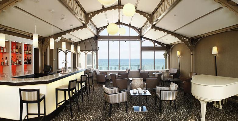 Hôtel Restaurant Thalasso Les Thermes Marins Saint-Malo