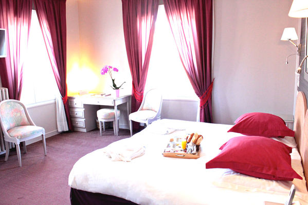 Grand Hôtel de Courtoisville à Saint-Malo