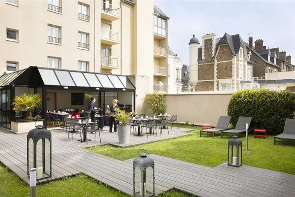Hôtel Escale Océania Saint-Malo