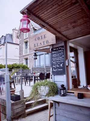 Hôtel restaurant Les Charmettes à Saint-Malo