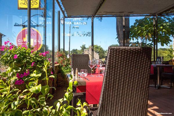 Hôtel-restaurant le Relais de Brocéliande à Paimpont