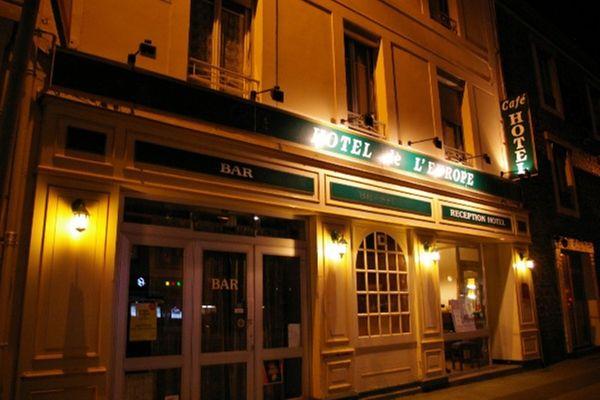 Hôtel de l'Europe - Saint-Malo