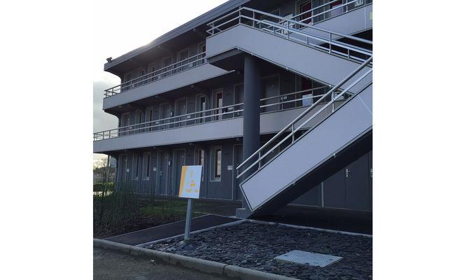 Hôtel Première Classe Saint Jouan des Guérets