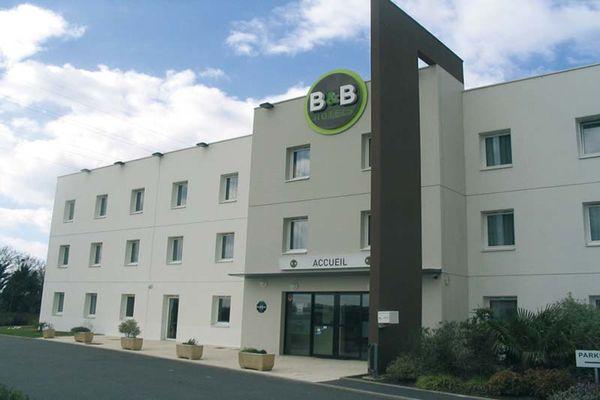 HOTEL B&B VANNES OUEST
