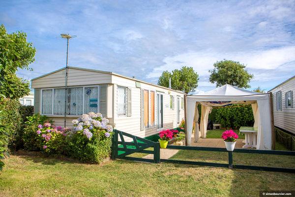 Camping Bel Air à Cancale