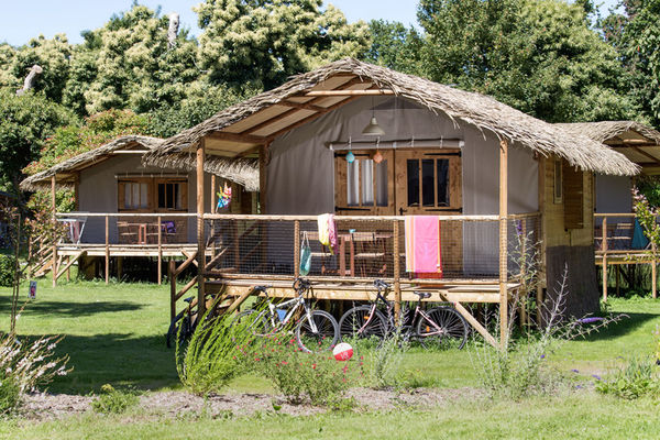 Camping Domaine de la Ville Huchet à Saint-Malo