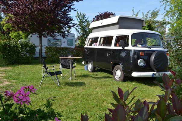 Camping - Tenzor de la baie - Cherrueix