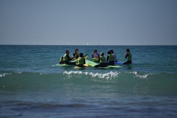 Cours de Surf - Saint-Malo - Hina Surf