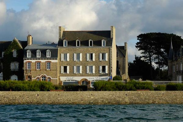 Hôtel Aux Tamaris