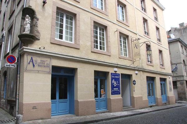Hôtel Anne de Bretagne
