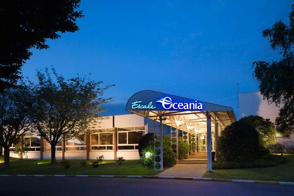 Hôtel Escale Oceania Brest