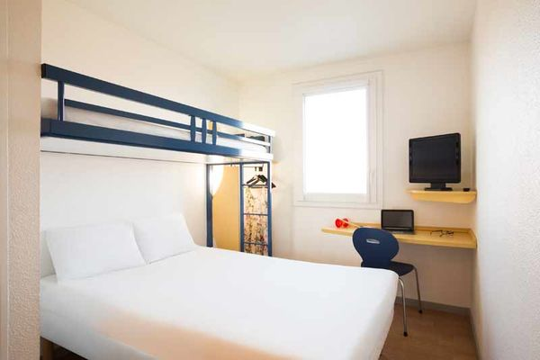 Hôtel Ibis Budget Rennes Route de Saint-Malo