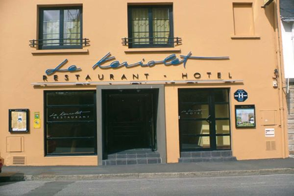 Hôtel-Restaurant Le Kériolet