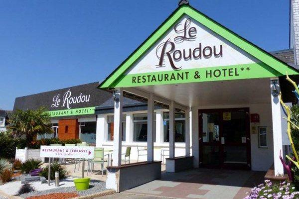 Hôtel-Restaurant Le Roudou