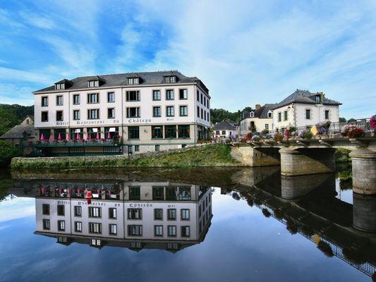 Hôtel-Restaurant du Château - Josselin - Morbihan - Bretagne