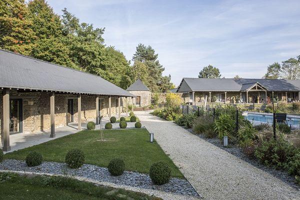Hôtel de l'Abbaye - Locations de salles - Le Tronchet