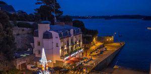 Hotel-de-la-Vallee-Dinard-vue-aerienne-nuit