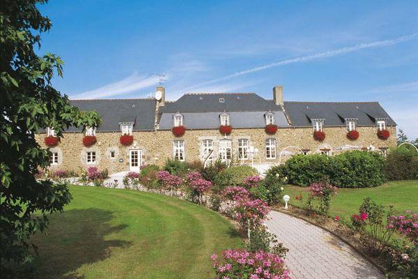Hôtel la Malouinière des Longchamps