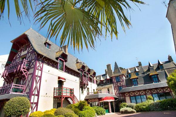 Hôtel le Manoir du Cunningham