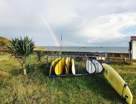 Arc en ciel-Surf Harmony