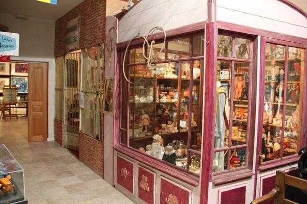 Musée des Arts, Métiers et Commerces