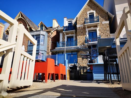 Hôtel-Les Charmettes-Saint-Malo