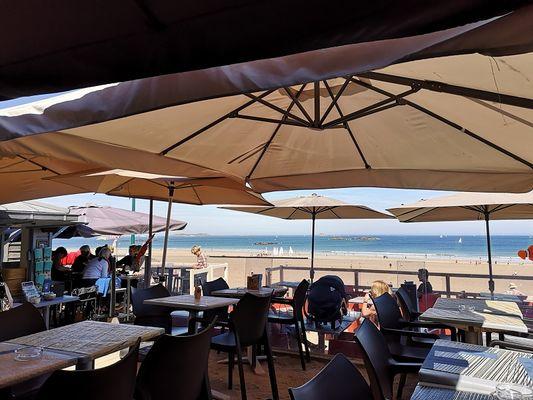 Restaurant-Les Charmettes-Saint-Malo