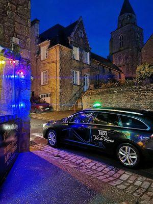 Taxi du Val de Rance -Transports-Saint-Suliac