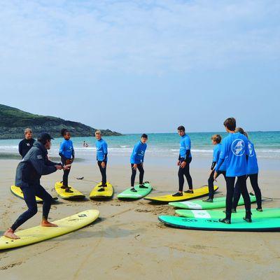 Ecole de surf-Surf Harmony