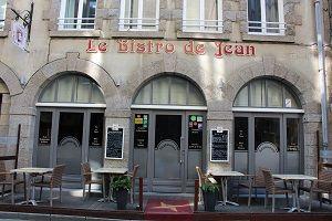 Le Bistro de Jean restaurant Saint-Malo