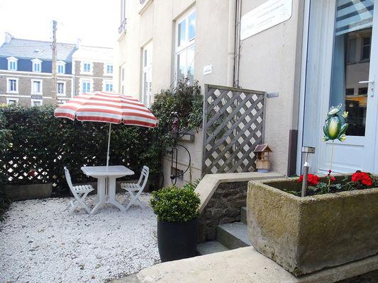 Jardinet - Le Sabord Jardinet - Résidence la Hoguette - Saint-Malo