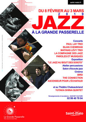 Jazz à la Grande Passerelle