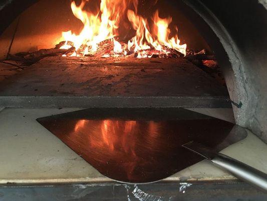 KB Pizza_Paimpont_four à bois
