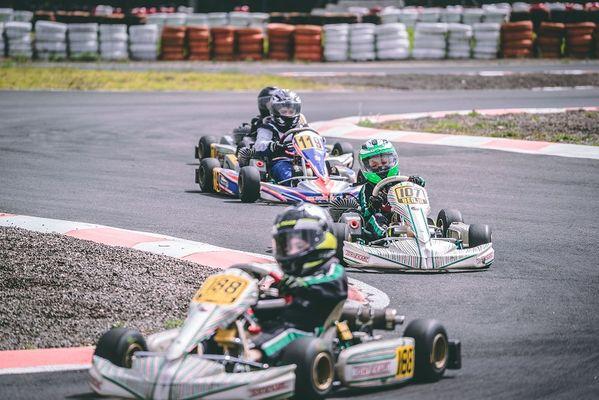 Karting © Diego Gavilanez